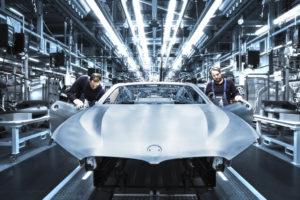 BMW Serie 8 Coupe G15 2018 Dingolfing Plant Production (6)