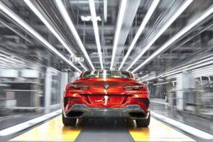BMW Serie 8 Coupe G15 2018 Dingolfing Plant Production (7)