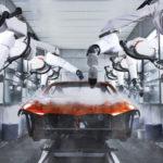 BMW Serie 8 Coupe G15 2018 Dingolfing Plant Production (9)