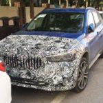 BMW X1 LCI F48 Spy 2019