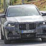 BMW X5 M F95 Spy 2019