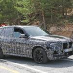 BMW X5 M F95 Spy 2019 (4)