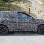 BMW X5 M F95 Spy 2019 (5)