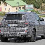 BMW X5 M F95 Spy 2019 (6)