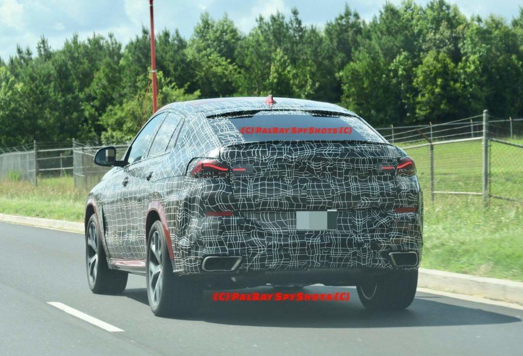 BMW X6 2019 Spy G06 (7)