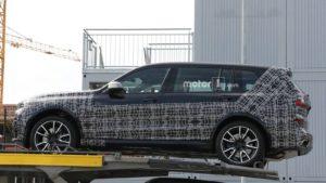 BMW X7 M50d xDrive 2019 Spy - G07 (4)