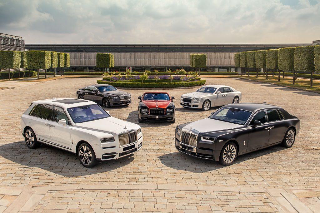 Rolls Royce Festival of Speed Goodwood 2018 - Portfolio