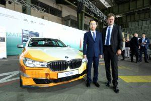 BMW Group - Baidu - Autonomous Driving 2018