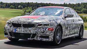 BMW M340i xDrive G20 2019 Spy (3)