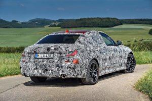 BMW M340i xDrive G20 2019 Spy (4)