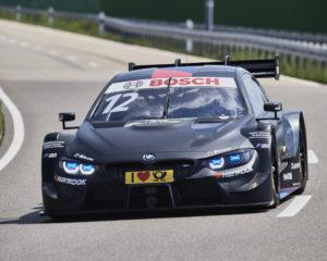 BMW M4 DTM - Alex Zanardi Shakedown Misano DTM 2018 (2)