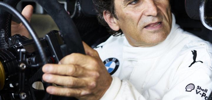 BMW M4 DTM - Alex Zanardi Shakedown Misano DTM 2018 (5)