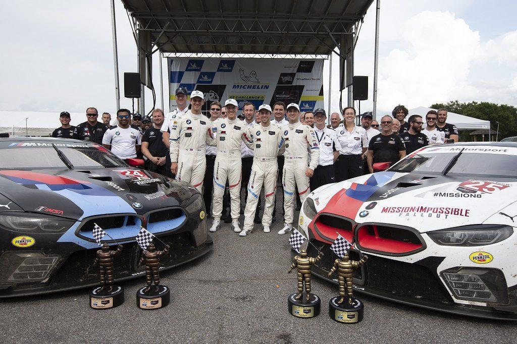 BMW M8 GTE 2018 VIR Michelin GT Challenge (5)