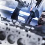 BMW N63 V8 4.4 TwinTurbo Assembly Line - BMW Serie 8 2018 (10)