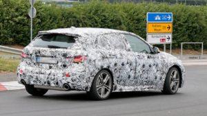 BMW Serie 1 2019 F40 Spy - BMW M135i xDrive (3)