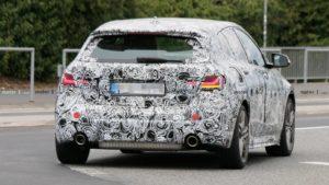 BMW Serie 1 2019 F40 Spy - BMW M135i xDrive (4)