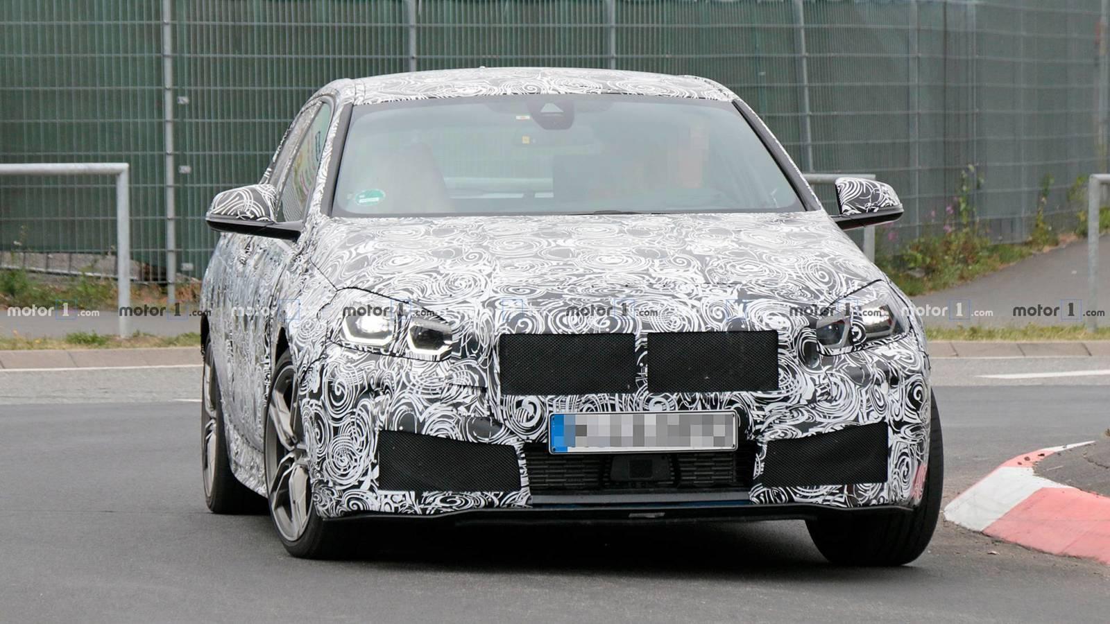 BMW Serie 1 2019, nuove foto spia della piccola di Monaco ...