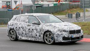 BMW Serie 1 2019 F40 Spy - BMW M135i xDrive (7)