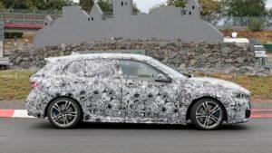 BMW Serie 1 2019 F40 Spy - BMW M135i xDrive (9)