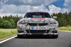 BMW Serie 3 G20 2019 Prototype Nurburgring Test Spy (10)