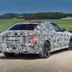 BMW Serie 3 G20 2019 Prototype Nurburgring Test Spy (13)