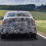 BMW Serie 3 G20 2019 Prototype Nurburgring Test Spy (14)