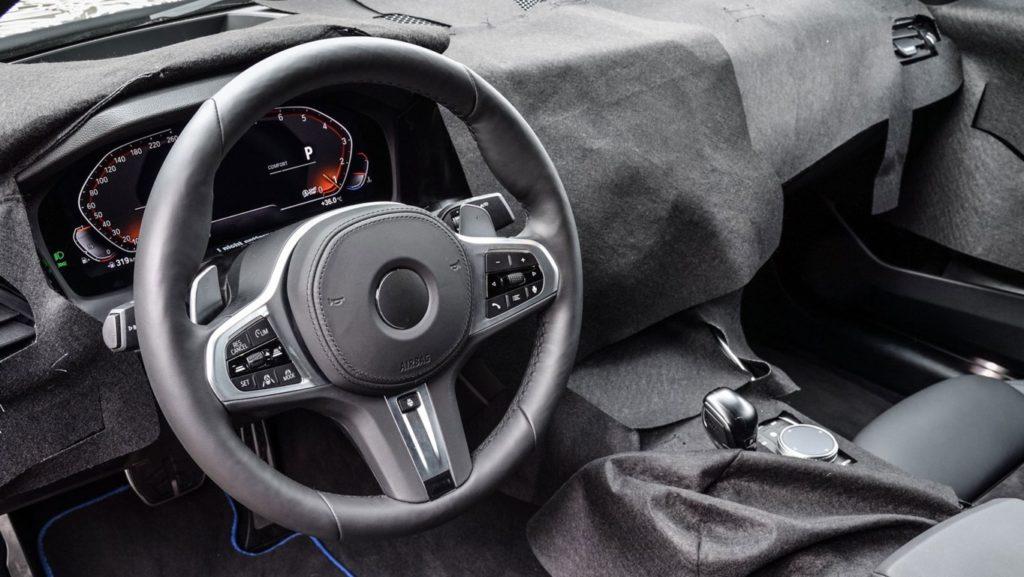BMW Serie 3 G20 2019 Prototype Nurburgring Test Spy (19)