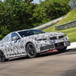 BMW Serie 3 G20 2019 Prototype Nurburgring Test Spy (7)
