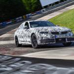 BMW Serie 3 G20 2019 Prototype Nurburgring Test Spy (8)