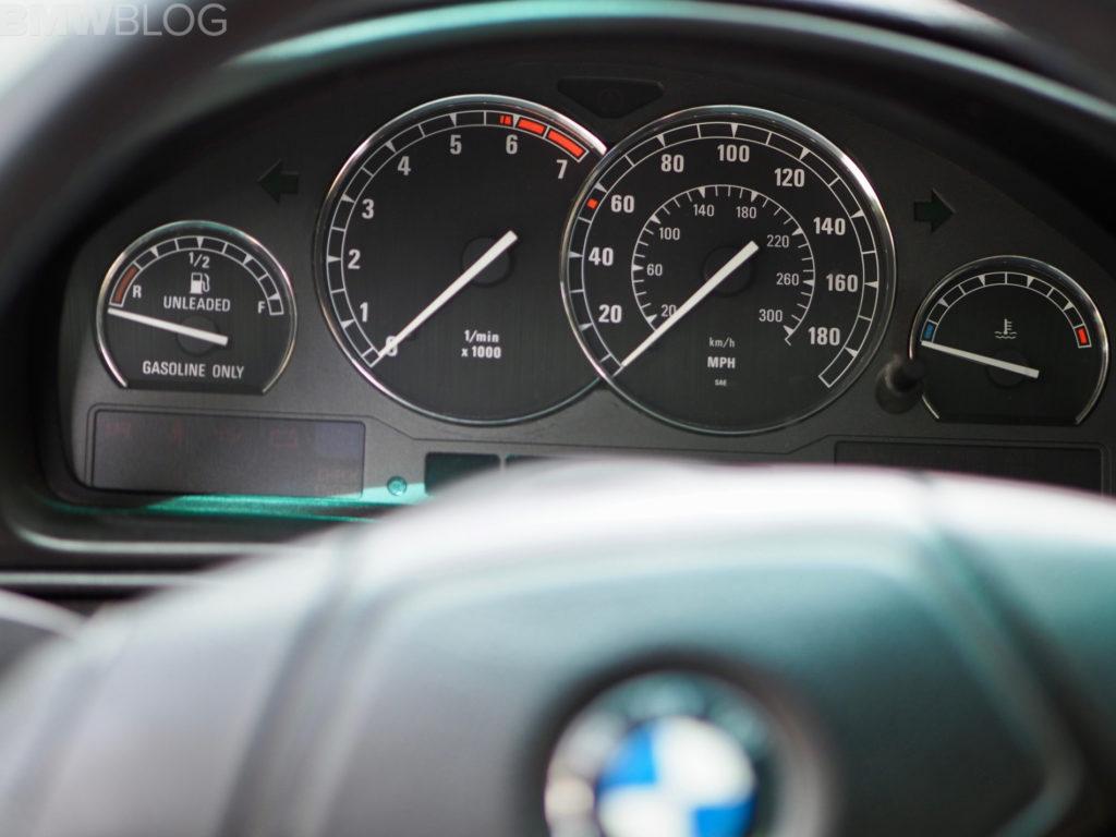 BMW Serie 8 E31 - BMW 840Ci US Spec Test Drive (10)