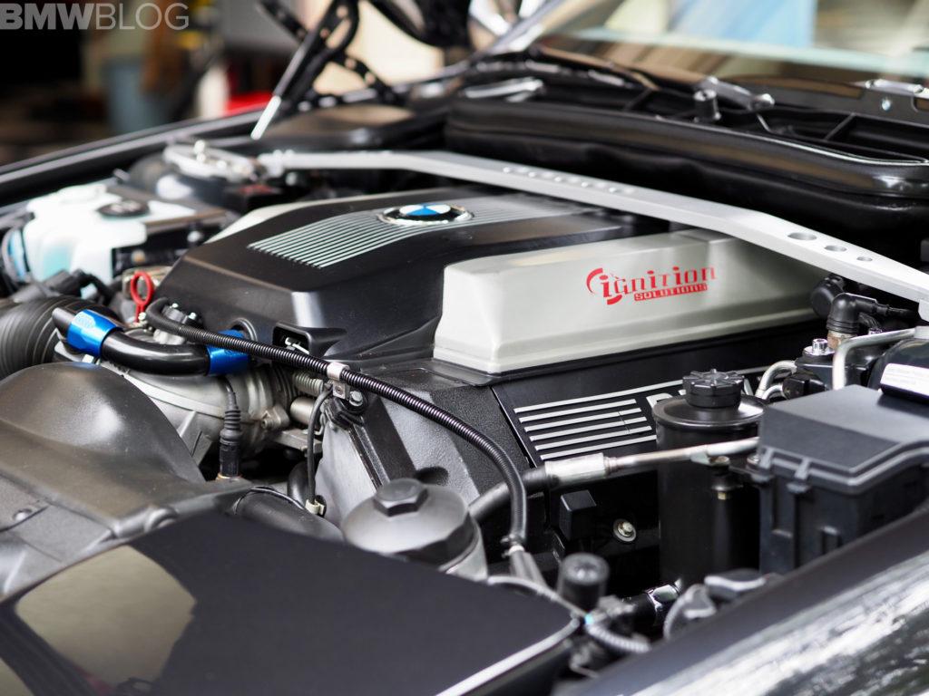 BMW Serie 8 E31 - BMW 840Ci US Spec Test Drive (12)