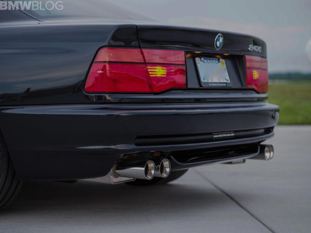 BMW Serie 8 E31 - BMW 840Ci US Spec Test Drive (4)