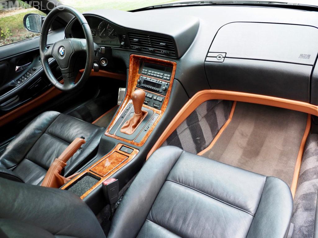BMW Serie 8 E31 - BMW 840Ci US Spec Test Drive (6)