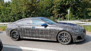 BMW Serie 8 Gran Coupe' 2019 Spy G16 (2)