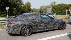 BMW Serie 8 Gran Coupe' 2019 Spy G16 (3)