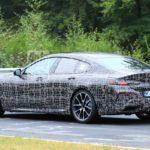 BMW Serie 8 Gran Coupe' 2019 Spy G16 (7)