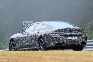 BMW Serie 8 Gran Coupe' 2019 Spy G16 (8)