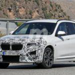 BMW X1 F48 LCI 2019 Spy - BMW M135i xDrive M Sport Spy