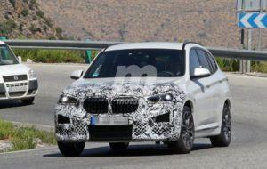 BMW X1 F48 LCI 2019 Spy - BMW M135i xDrive M Sport Spy (2)