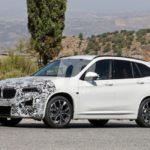BMW X1 F48 LCI 2019 Spy - BMW M135i xDrive M Sport Spy (3)