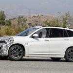 BMW X1 F48 LCI 2019 Spy - BMW M135i xDrive M Sport Spy (4)