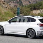 BMW X1 F48 LCI 2019 Spy - BMW M135i xDrive M Sport Spy (5)