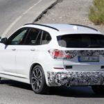 BMW X1 F48 LCI 2019 Spy - BMW M135i xDrive M Sport Spy (6)