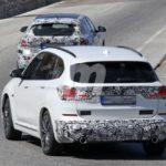 BMW X1 F48 LCI 2019 Spy - BMW M135i xDrive M Sport Spy (7)