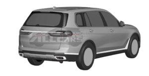 BMW X7 G07 Patent 2019 (3)