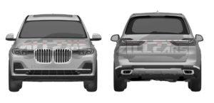BMW X7 G07 Patent 2019 (4)