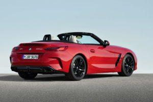 BMW Z4 Roadster 2019 - BMW Z4 M40i First Edition 2019 G29 (2)