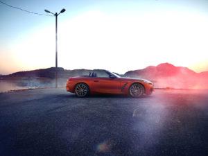 BMW Z4 Roadster M40i G29 2019 Leaked (2)
