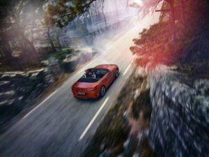 BMW Z4 Roadster M40i G29 2019 Leaked (4)