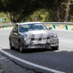 BMW i3 2021 Spy - BMW Serie 3 G20